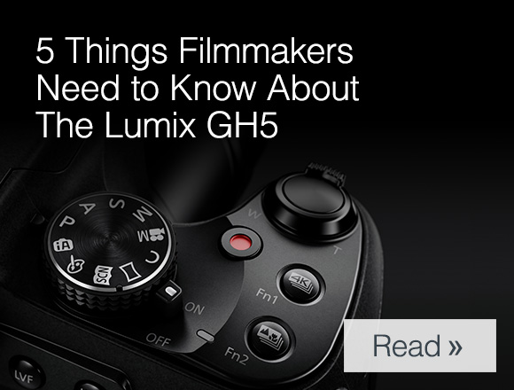 Need to know about the GH5