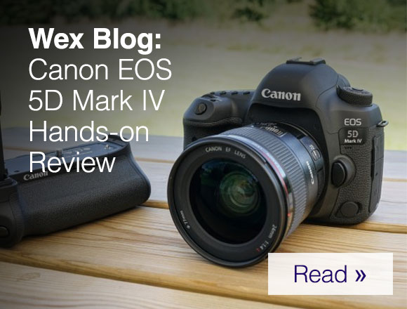 Canon 5D Mk IV Review