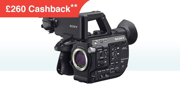 Sony FS5 4K Camcorder